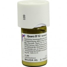 QUARZ D 12 Trituration 20 g