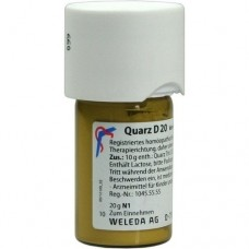 QUARZ D 20 Trituration 20 g
