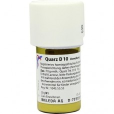 QUARZ D 10 Trituration 20 g