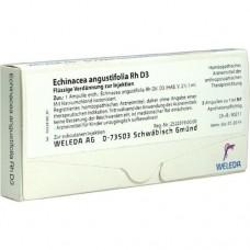 ECHINACEA ANGUSTIFOLIA Rh D 3 Ampullen 8X1 ml
