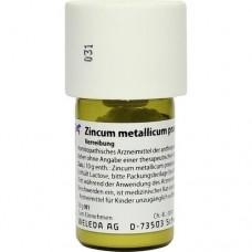 ZINCUM METALLICUM PRAEPARATUM D 6 Trituration 20 g