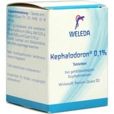 KEPHALODORON 0,1% Tabletten 250 St