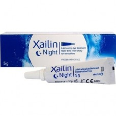 XAILIN Night Augensalbe 1X5 g