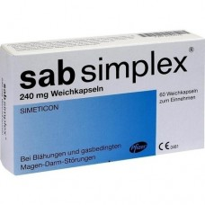 SAB simplex 240 mg Weichkapseln 60 St