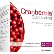 CRANBEROLA Cys Control Pulver 20X5 g