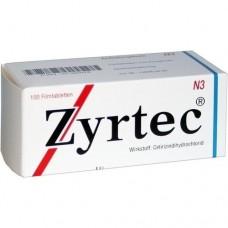 ZYRTEC Filmtabletten 100 St