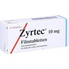 ZYRTEC Filmtabletten 50 St
