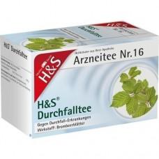 H&S Durchfalltee Filterbeutel 20 St
