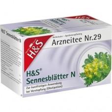 H&S Sennesblätter N Filterbeutel 20 St