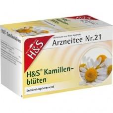 H&S Kamillentee Filterbeutel 20 St