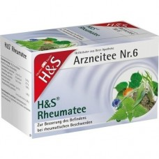 H&S Rheumatee Filterbeutel 20 St