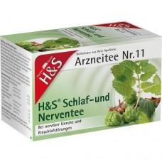 H&S Schlaf- und Nerventee Filterbeutel 20 St