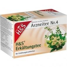 H&S Erkältungstee V Filterbeutel 20 St
