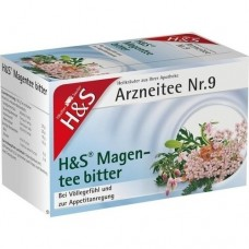 H&S Magentee Filterbeutel 20 St