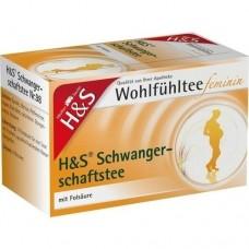 H&S Wohlfühltee feminin Schwangerschaftstee Fbtl. 20 St