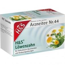H&S Löwenzahn Filterbeutel 20 St