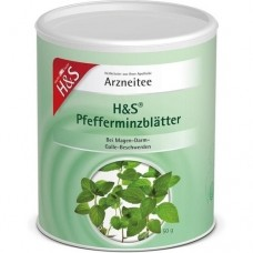 H&S Pfefferminzblätter lose 50 g