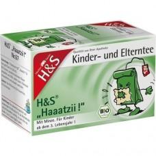 H&S Bio Haaatzii Kinder- und Elterntee Filterbeut. 20 St