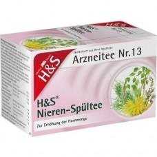 H&S Nieren-Spültee Filterbeutel 20 St