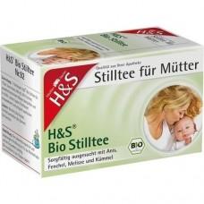 H&S Bio Stilltee Filterbeutel 20 St