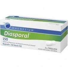 MAGNESIUM DIASPORAL 150 Kapseln 50 St