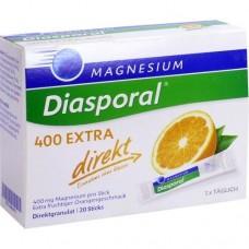 MAGNESIUM DIASPORAL 400 Extra direkt Granulat 20 St