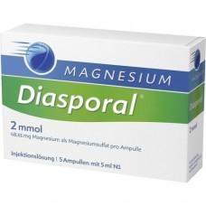 MAGNESIUM DIASPORAL 2 mmol Ampullen 5X5 ml
