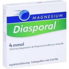 MAGNESIUM DIASPORAL 4 mmol Ampullen 5X2 ml