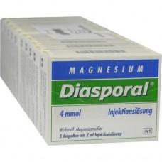 MAGNESIUM DIASPORAL 4 mmol Ampullen 50X2 ml