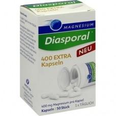 MAGNESIUM DIASPORAL 400 Extra Kapseln 50 St
