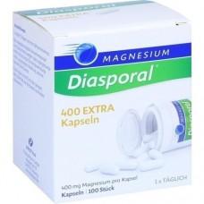 MAGNESIUM DIASPORAL 400 Extra Kapseln 100 St