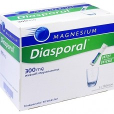MAGNESIUM-DIASPORAL 300 mg Granulat 50 St