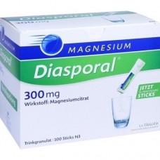 MAGNESIUM-DIASPORAL 300 mg Granulat 100 St