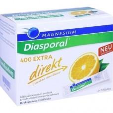 MAGNESIUM DIASPORAL 400 Extra direkt Granulat 100 Stück  à 2.2 g