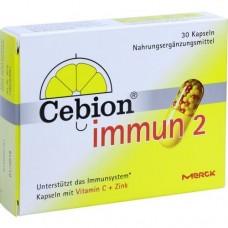 CEBION Immun 2 Kapseln 30 St