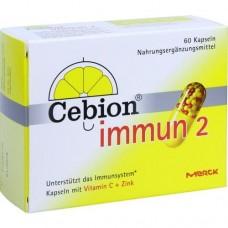 CEBION Immun 2 Kapseln 60 St