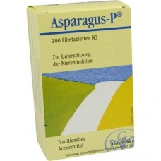ASPARAGUS P Filmtabletten 200 St