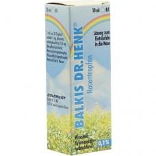 BALKIS Nasentropfen 0,1% 10 ml