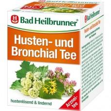 BAD HEILBRUNNER Tee Husten und Bronchial N Fbtl. 8 St