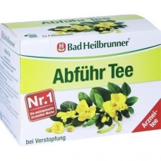 BAD HEILBRUNNER Abführ Tee Filterbeutel 15 St