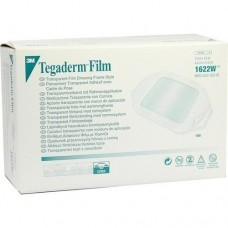 TEGADERM 3M Film 4,4x4,4 cm 1622W 100 St