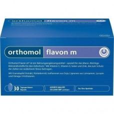 ORTHOMOL Flavon M Kapseln 30X2 St
