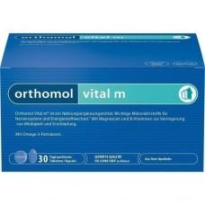 ORTHOMOL Vital M 30 Tabl./Kaps.Kombipackung 1 St