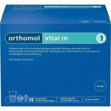 ORTHOMOL Vital M 30 Granulat/Kaps.Kombipackung 1 St