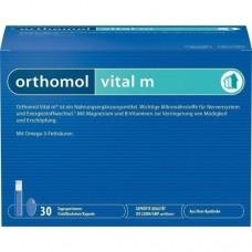 ORTHOMOL Vital M Trinkfläschchen 30 St
