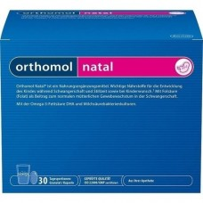 ORTHOMOL Natal 30 Btl.Granulat/Kaps. Kombipackung 1 St