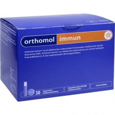 ORTHOMOL Immun Trinkfläschchen 30 St