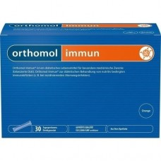 ORTHOMOL Immun Direktgranulat Orange 30 St