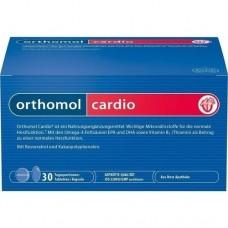ORTHOMOL Cardio Tabletten+Kapseln 1 St