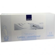 HANDSCHUHE Latex large 4386 100 St